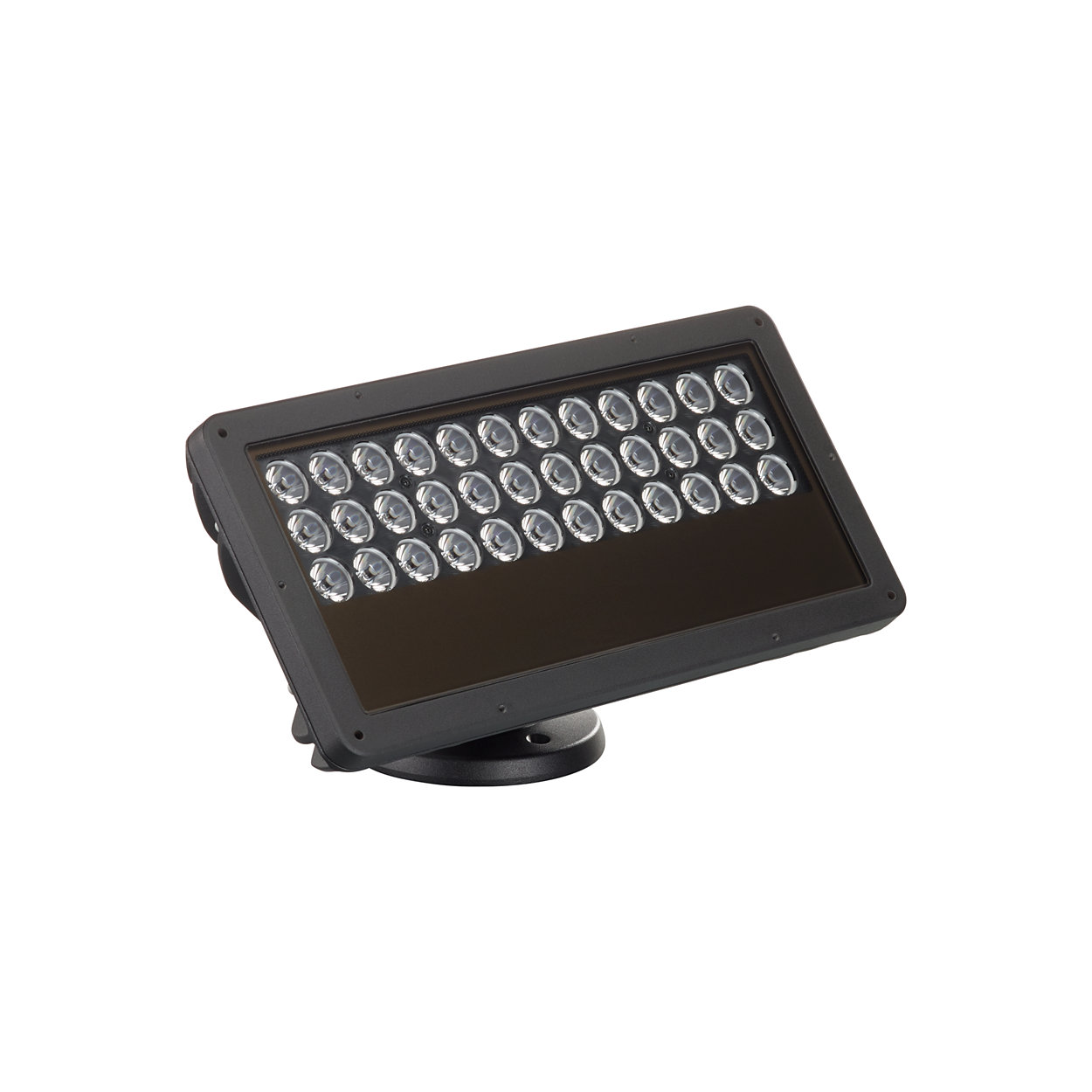 ColorBlast RGBA/RGBW Powercore gen4 - Customizable exterior LED flood luminaire with intelligent color light
