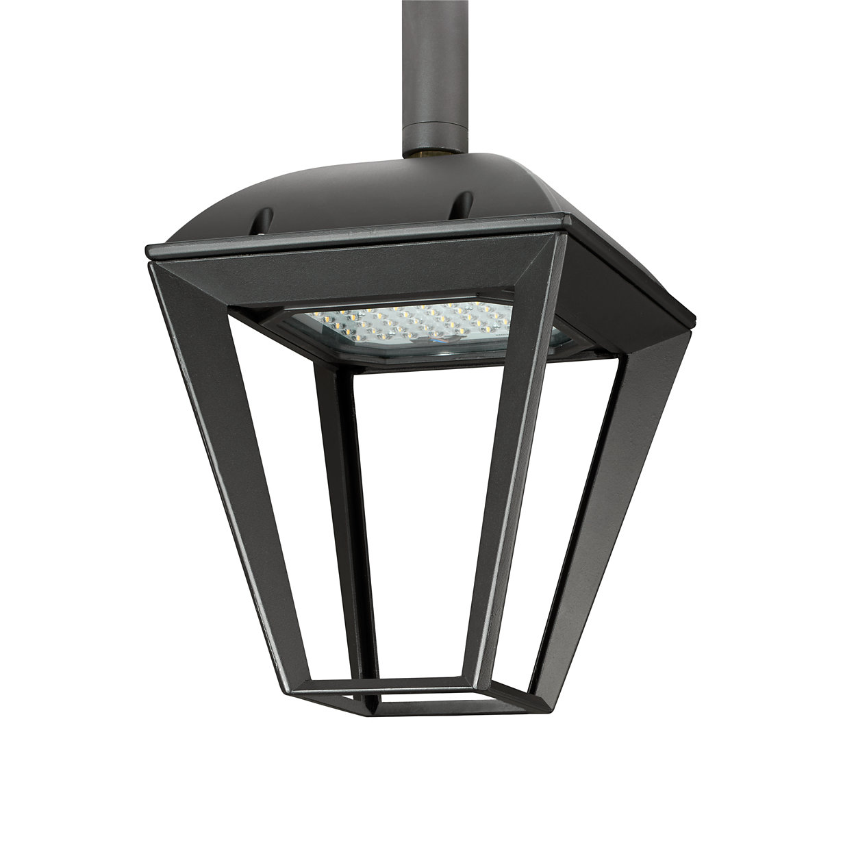 Micenas gen2 LED – contemporary interpretation of the historic street lantern