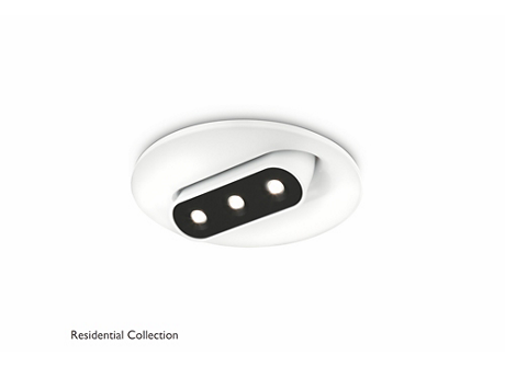 Zaia recessed white 1x6.5W 10.7V