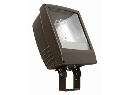 PF4,YOKE,250W,W/LAMP,TRI,H.P.S.,BRONZE