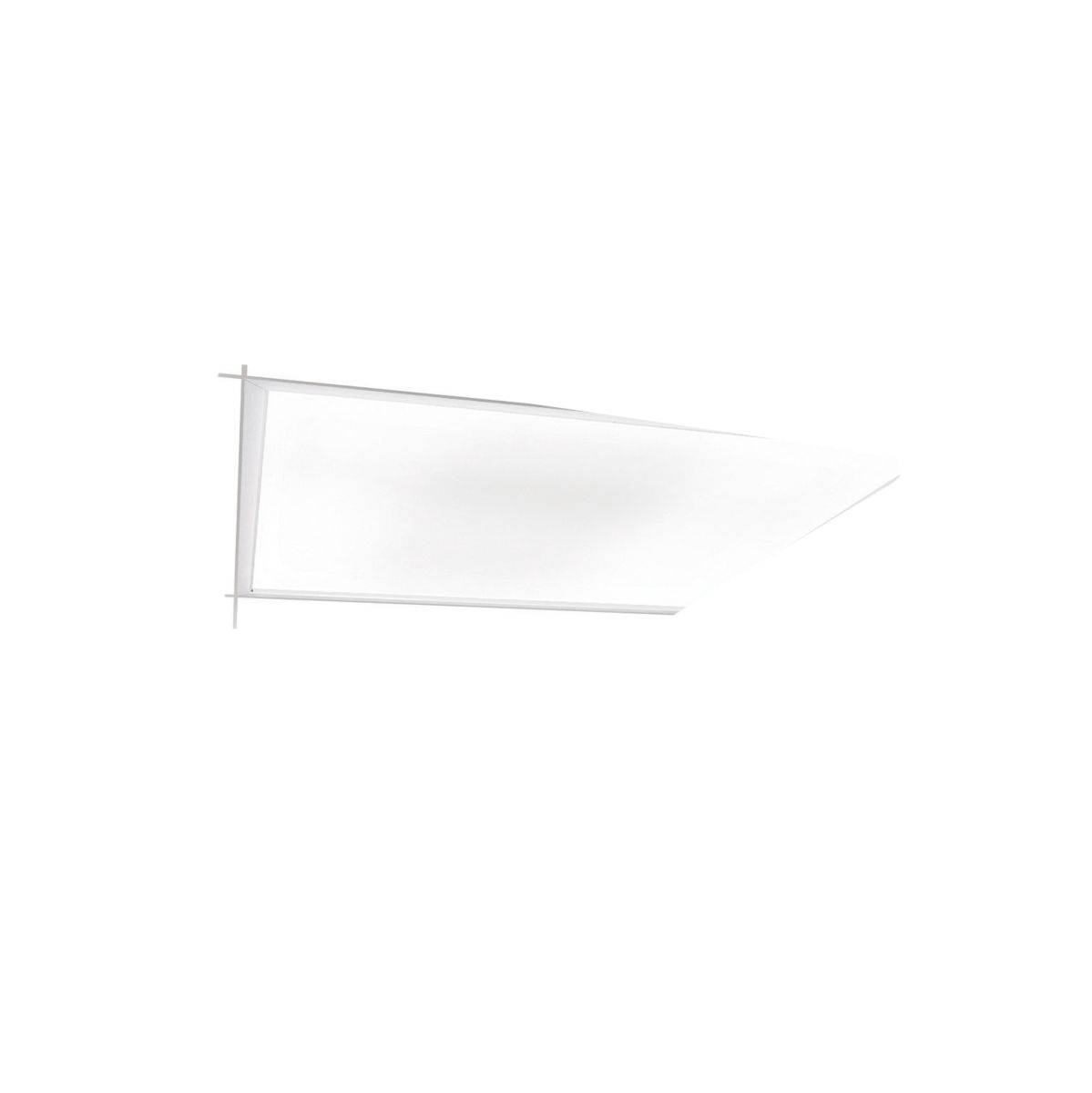Smart panel recessed philips lighting