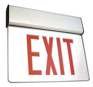 CE Series Edge-Lit Exit