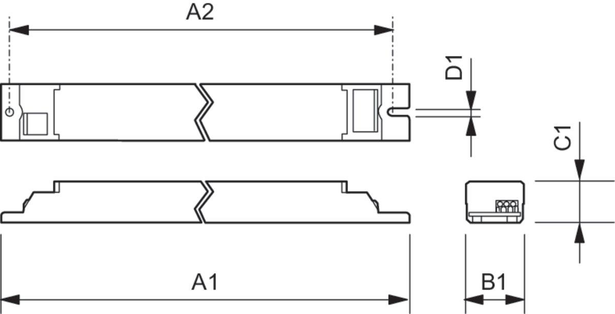 PHILIPS 46968200 | Xitanium 75W 0.12-0.4A 220V 1-10V 230V, Xitanium ...