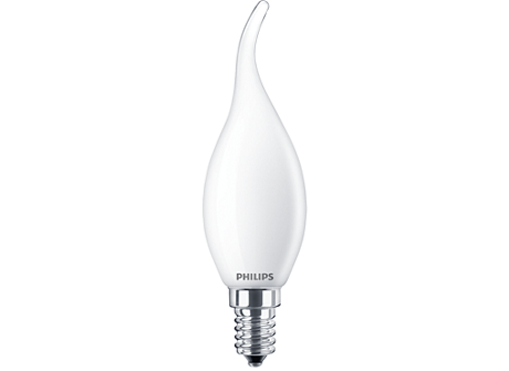 CLA LEDCandle ND 2.2-25W BA35 E14 FR