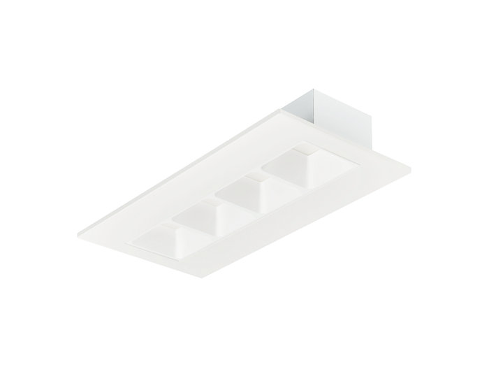 PowerBalance RC360B recessed luminaire, module size 300x600