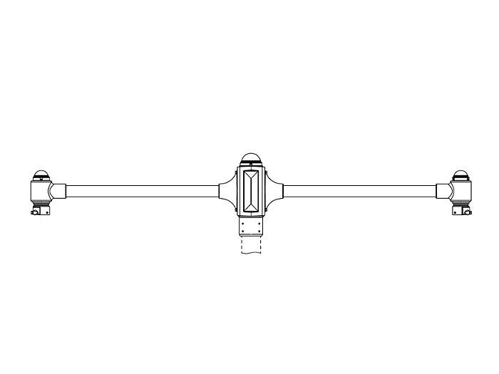 Bracket Arm (269DB)