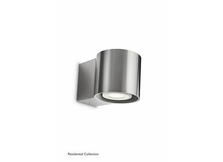 Bumblebee wall lantern inox 2x3W SELV