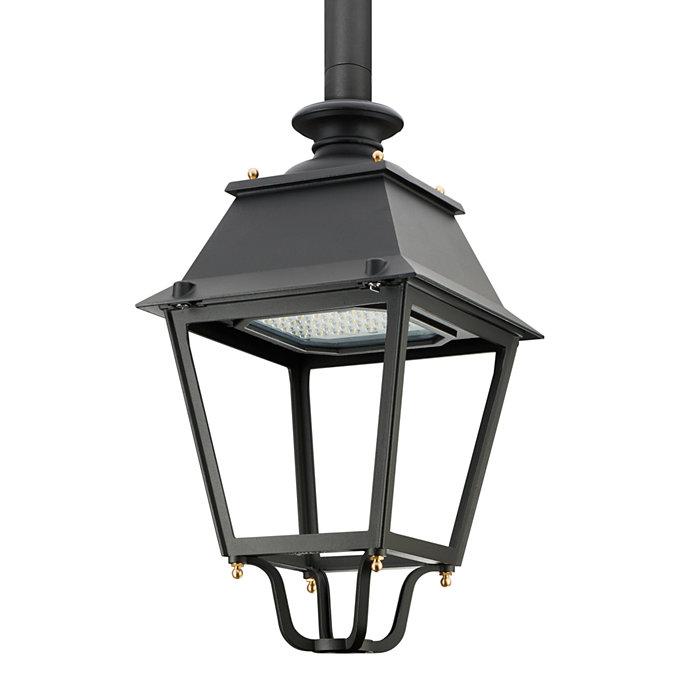 Jargeau 400 LED – de combinatie van historisch ontwerp met moderne verlichtingstechnologie