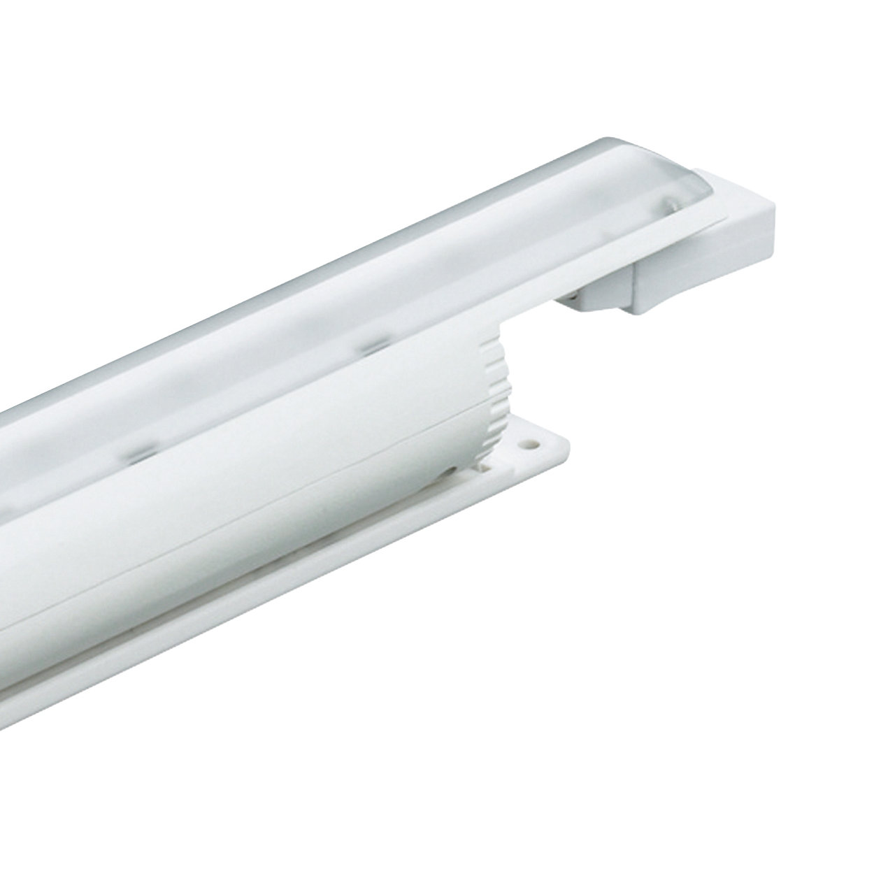 eColor Cove MX Powercore - Premium interior linear LED cove and accent fixture with solid color light