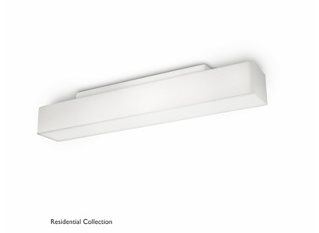 Peace ceiling lamp white 1x36W 230V