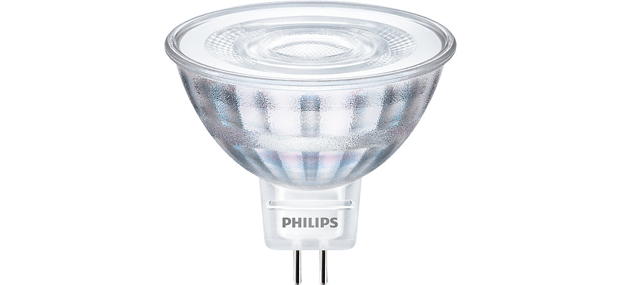 Philips CorePro LEDspot LV - De betaalbare LEDspotoplossing.