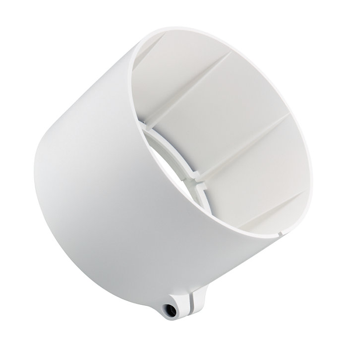 Instelbaar en duurzaam accessoire, ontworpen voor alle Burst-armaturen