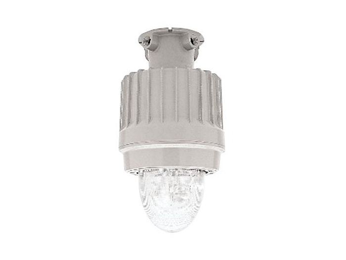 Self Contained Emergency Explosion Rated Luminaires, Pendant mount, (3)12V 20W Halogen