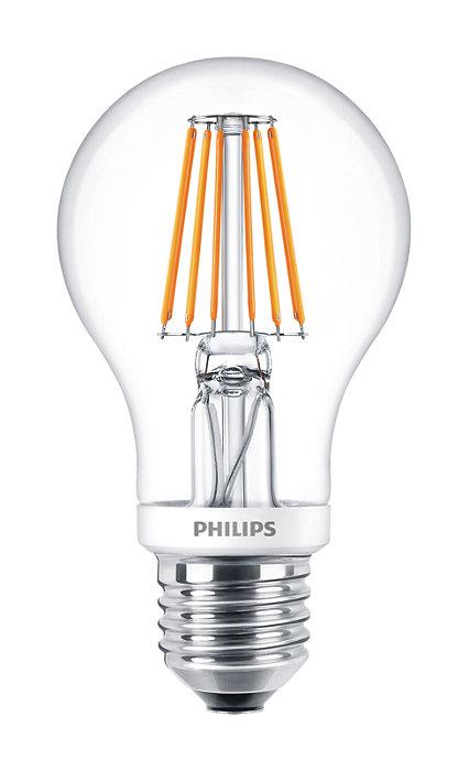 Classic LED med glødetråd for dekorativ belysning