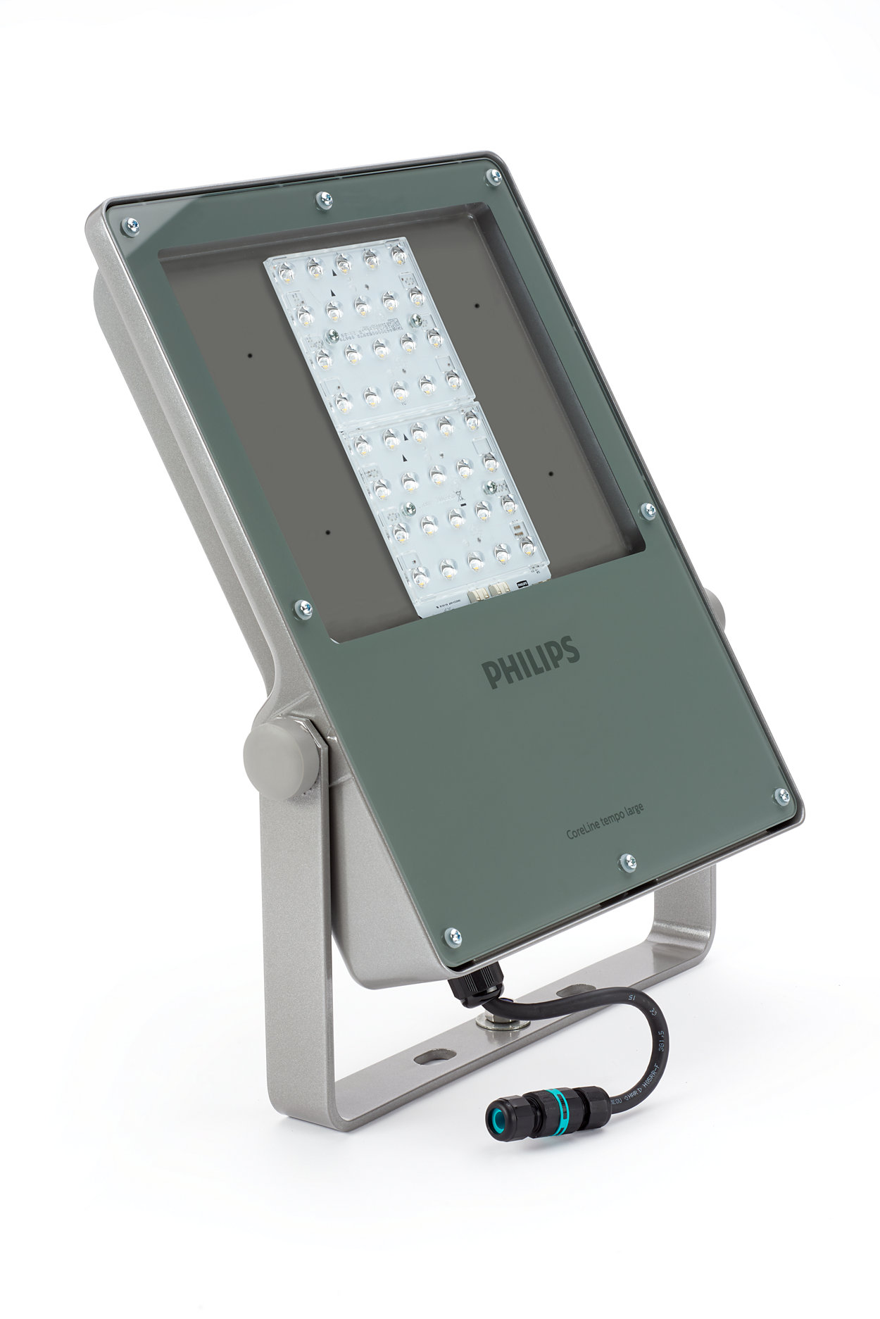 Cost-effective floodlight solution for area lighting