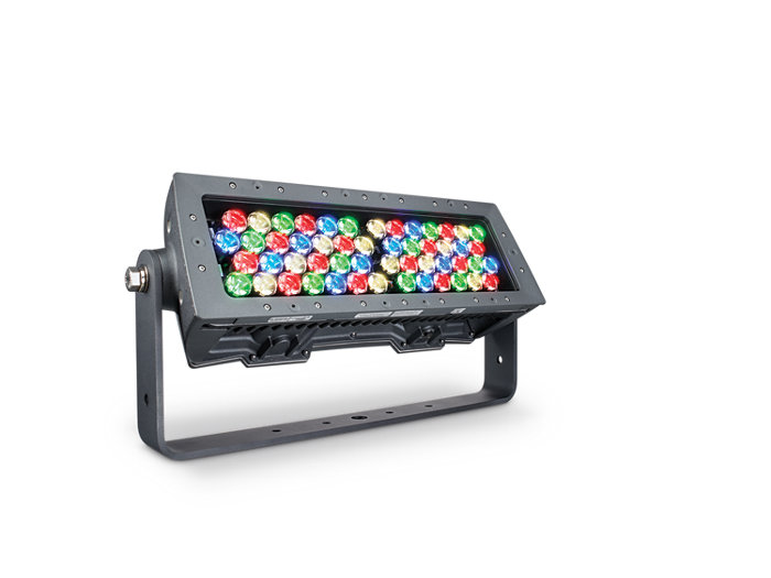 ColorReach Compact Powercore four channel floodlight LED fixture