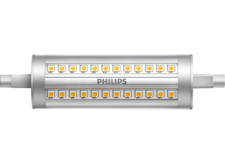 CorePro LED linear D 14-120W R7S 118 840