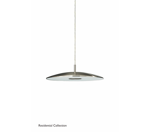 Balance pendant nickel 1x40w 230v balance philips lighting balance residential collection mozeypictures Image collections
