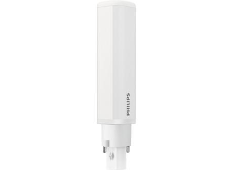 CorePro LED PLC 6.5W 840 2P G24d-2