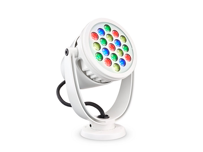 ColorBurst IntelliHue Powercore gen2 LED spotlight Architectural fixture