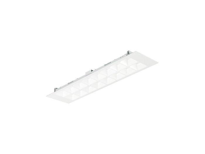 Zapuštěné LED svítidlo PowerBalance gen2 RC462B/RC463B (verze na strop s viditelným profilem)