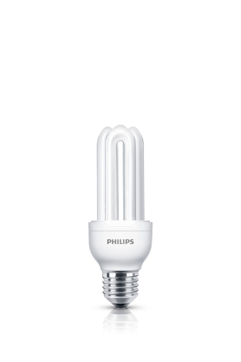 Small and powerful energy saver gives high quality light with compact design  sc 1 st  Philips Lighting & GENIE Energy Saver Stick shape - Philips Lighting azcodes.com
