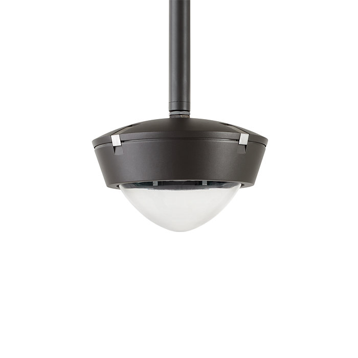 Thema 2 LED: efficient and elegant round luminaire