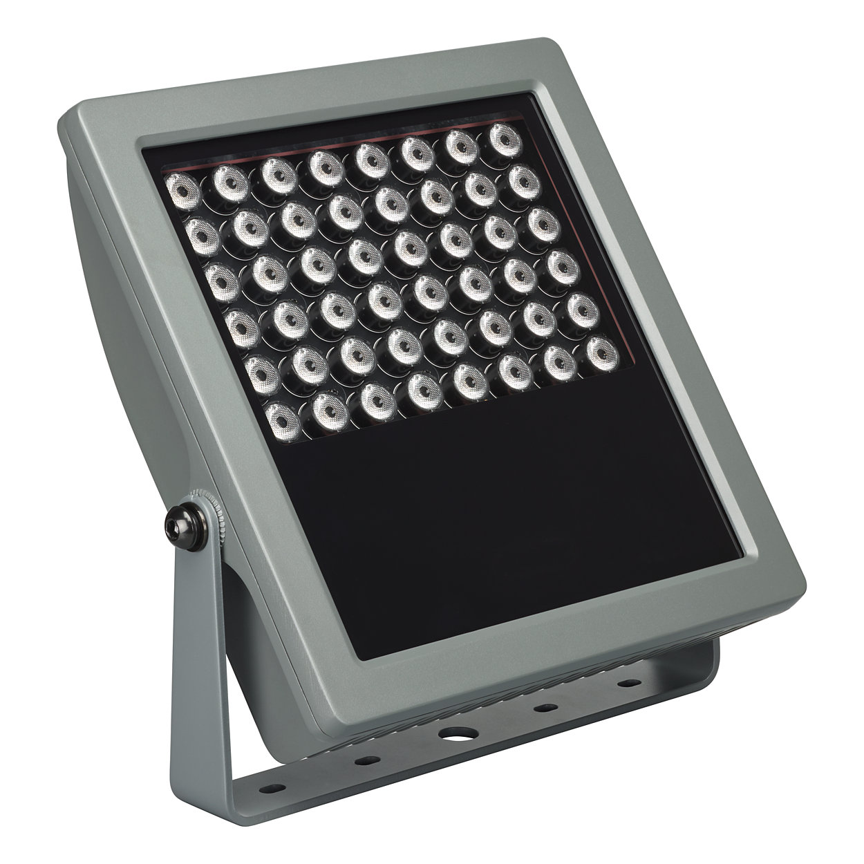 Vaya Flood HP – High power architectural LED flood light for dynamic color-changing or crisp white lighting effects