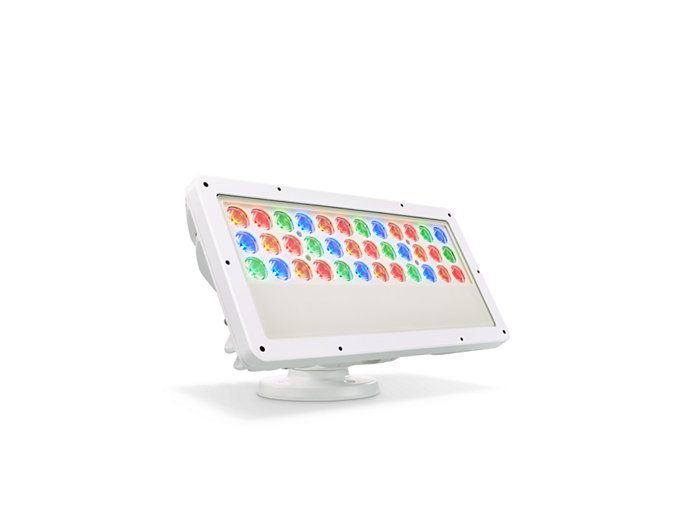 ColorBlast RGBA Powercore gen4 four channel surface-mounted LED fixture