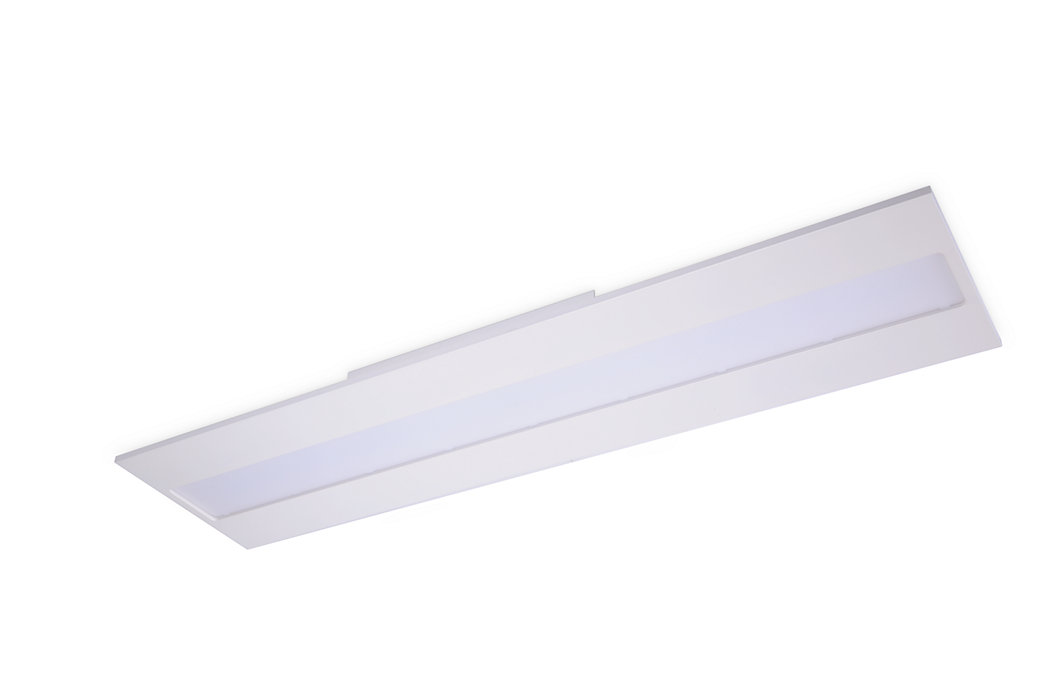 Energy-efficient lighting for industrial and commercial applications