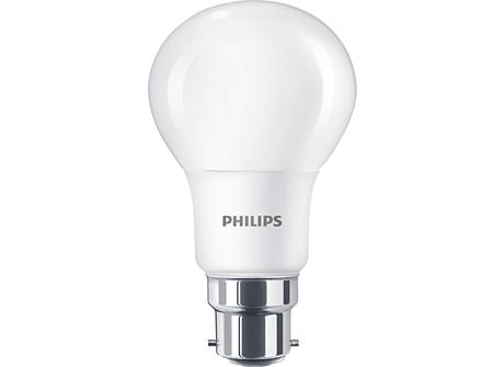 CorePro LEDbulb D 5.5-40W A60 B22 827