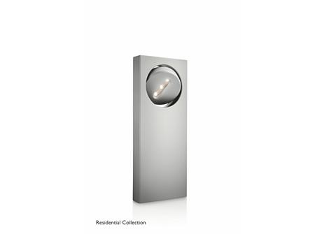 Pheasant pedestal grey 1x6.5W SELV