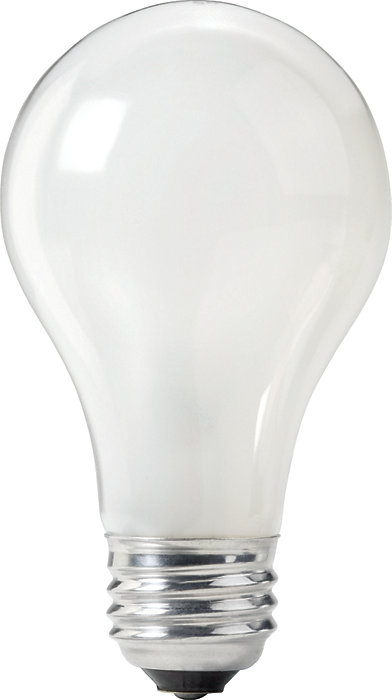 Standard Soft White Incandescent