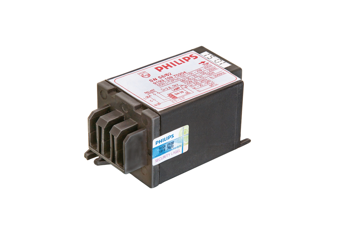 Electronic Ignitors for HID lamp circuits (India)