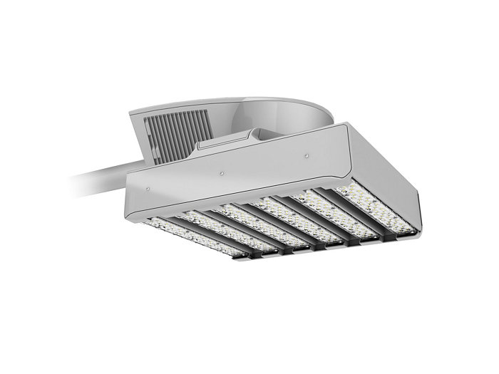 HighFocus, 276 LED, Internal house side shield, Type IV