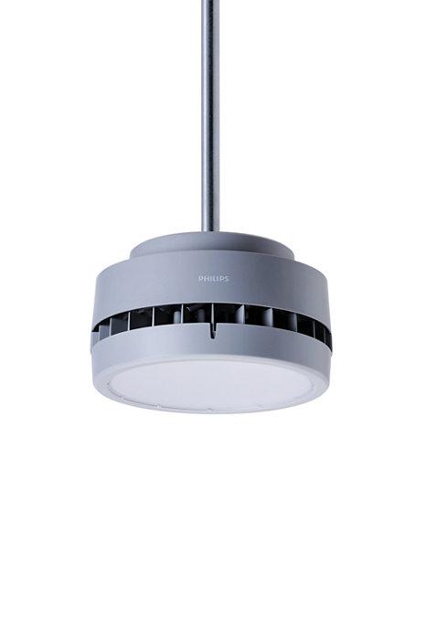 GreenUp Lowbay G2 - A brighter solution for safer workspaces