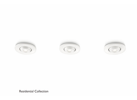 Talitha recessed white 3x2W 3.6V