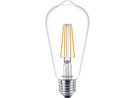 CLA LEDBulb ND 7-60W E27 WW ST64 CL