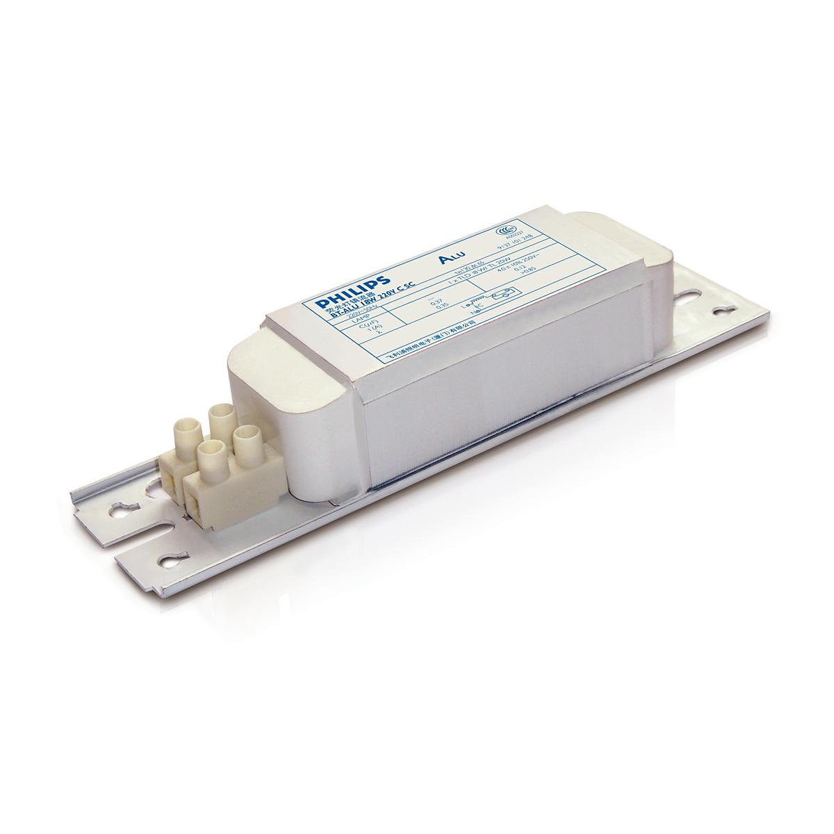 Bta Em Ballasts For Tl Fluorescent Lamps Electromagnetic Tube Light Wiring Diagram Pdf