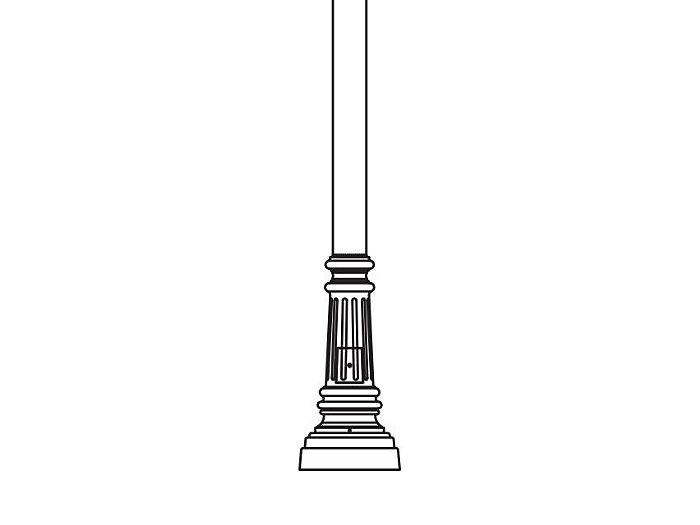Anchor Base Post (289-)