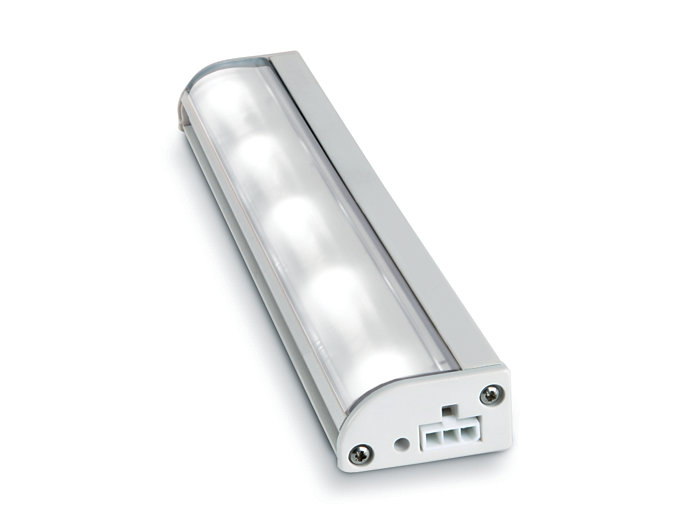 eW Profile Powercore direct line volatge LED fixture, 228 mm (9 in)