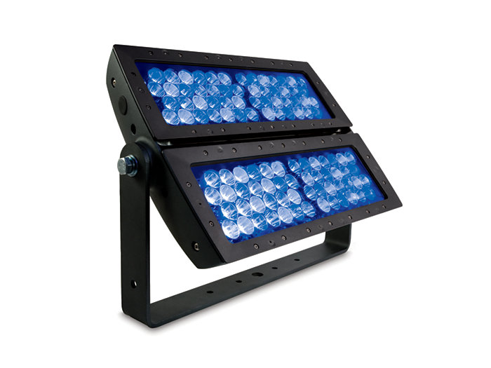 eColor Reach Powercore gen2 floodlighting Blue LED fixture