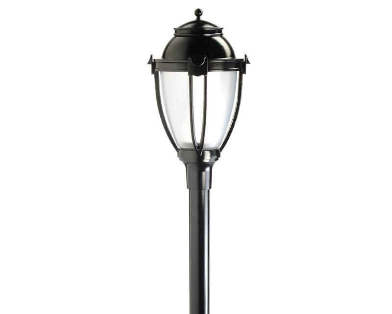 Contemporary lantern l80 posttop philips lighting
