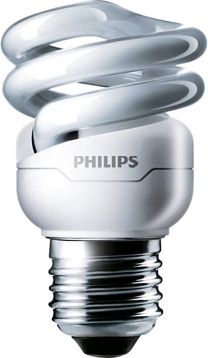 Lampes Energy Saver Compact Fluorescents – l'écologie n'a jamais été aussi belle.