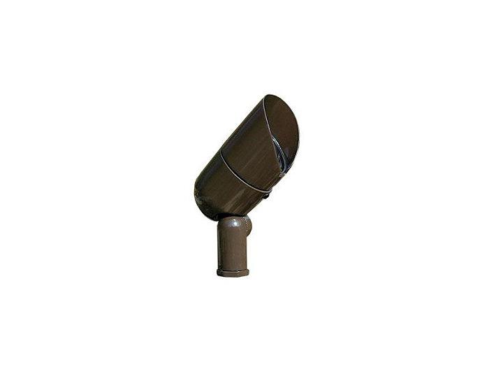 Accent, Aluminum Bullyte w/ Stake & Lamp, Bronze, 50W MR16, 12V