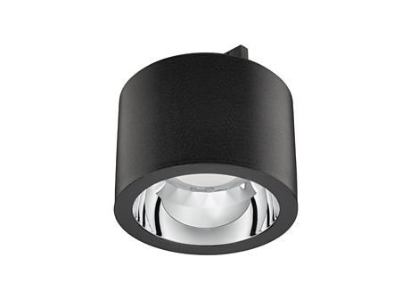 DN470T LED20S/840 PSED-E D22H16 5C6 BK