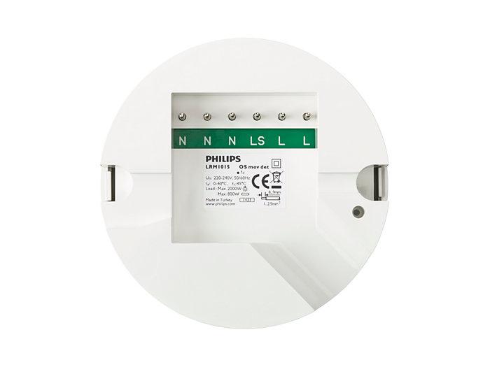 LRM1015 – back of sensor