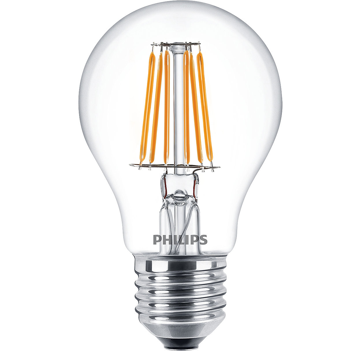 Classic LED filament lamps for decorative lighting