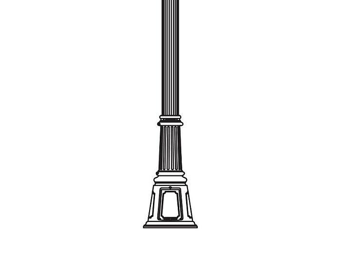 Anchor Base Post (730-)