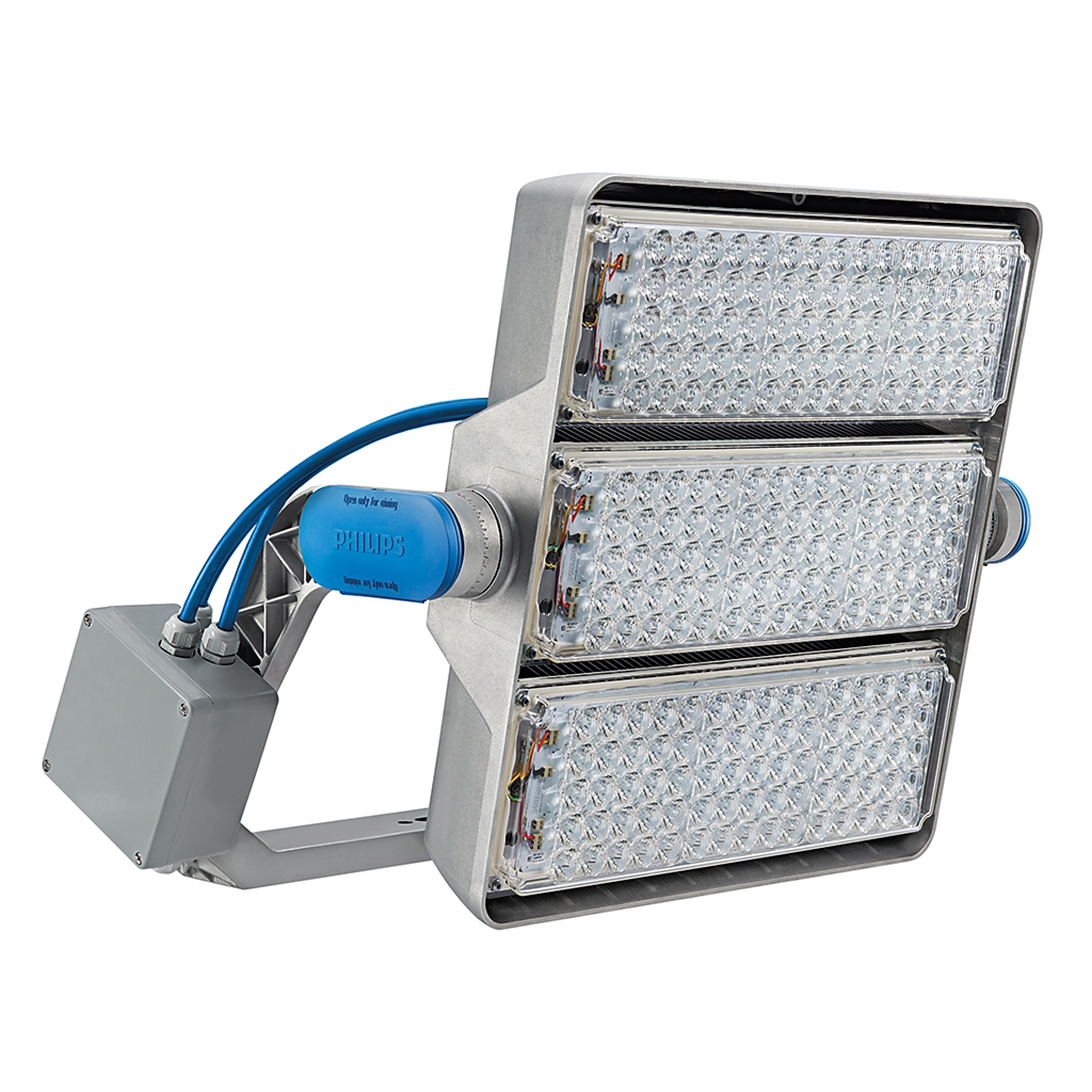 ArenaVision LED sports lighting system